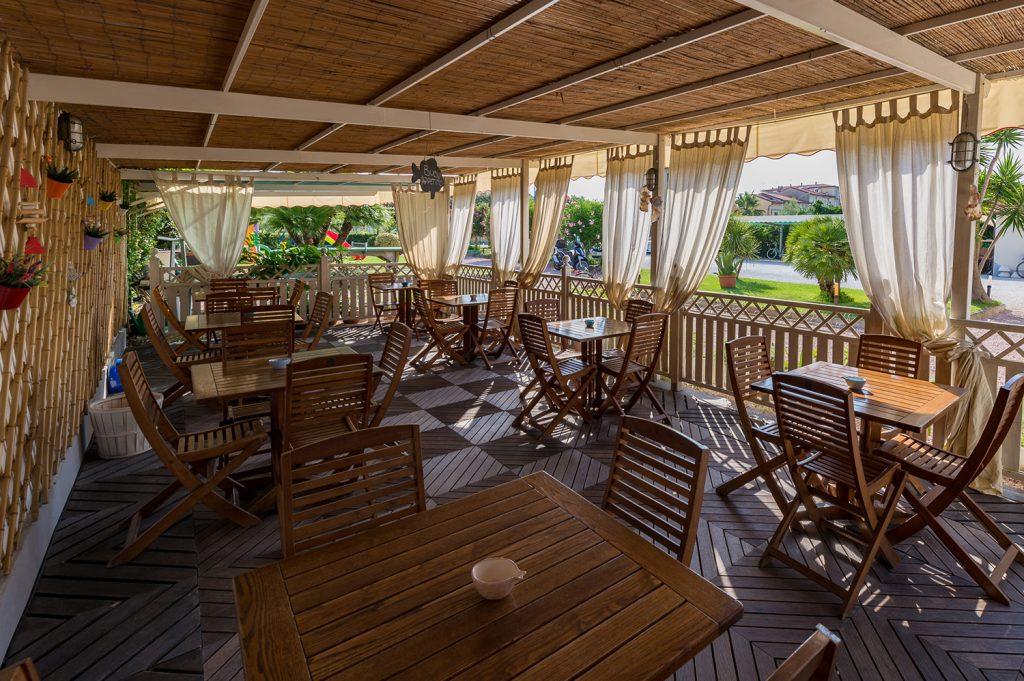 Bagno Patria ristorante sul mare